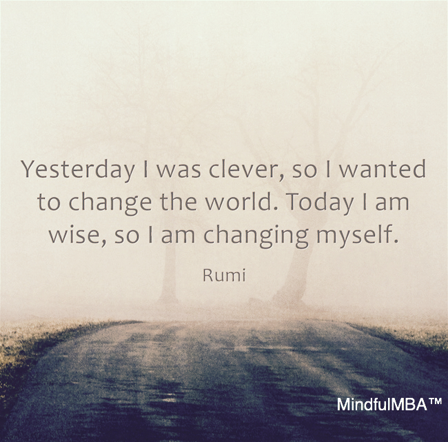 Rumi_Change Myself quote w.tag
