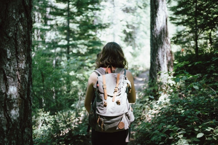 Hiking_Girl Backpack_Stocksnap_Jake Melara