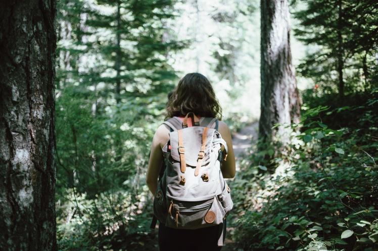 Hiking_Girl Backpack_Stocksnap_Jake Melara