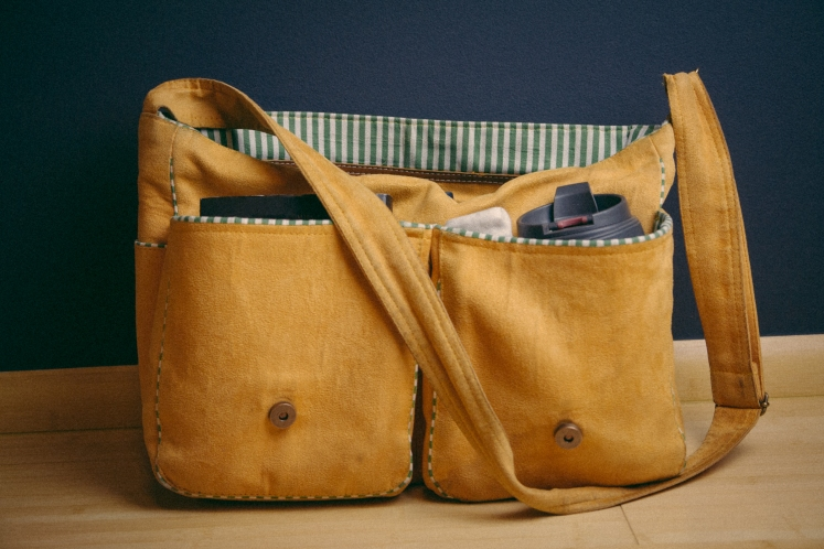 Vintage Leather Bag_Peter Belch_Stocksnap