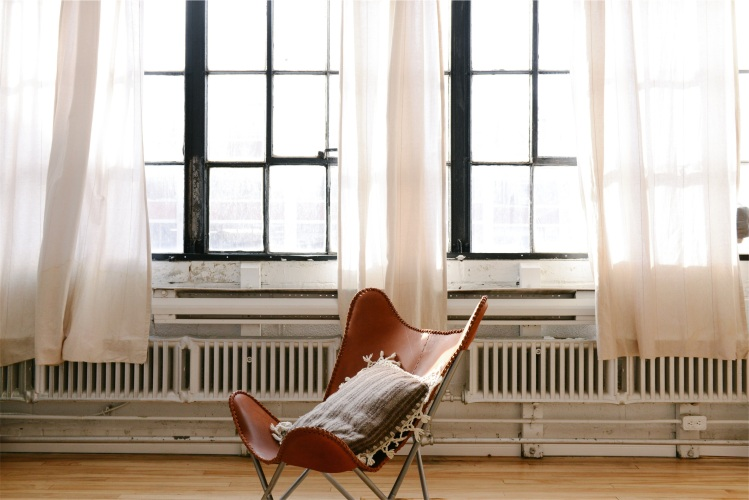 Chair & Pillow by Window_Breather_Stocksnap