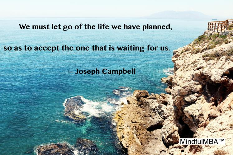 J Campbell expectations quote w tag