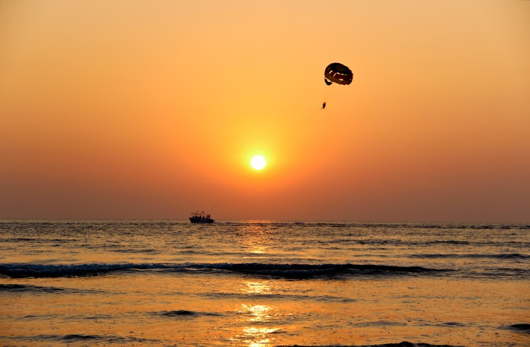 Parachute sunrise_Nitin Dhumal