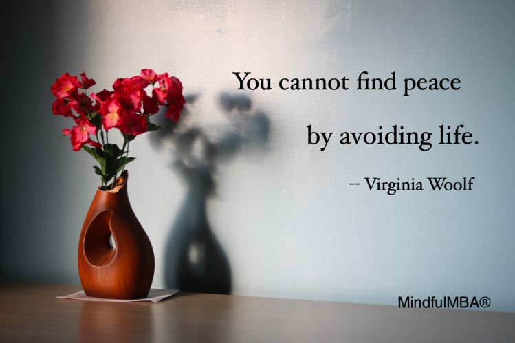 V Woolf peace quote w tag