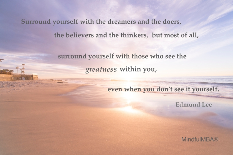 Edmund Lee_Surround Yourself quote w tag