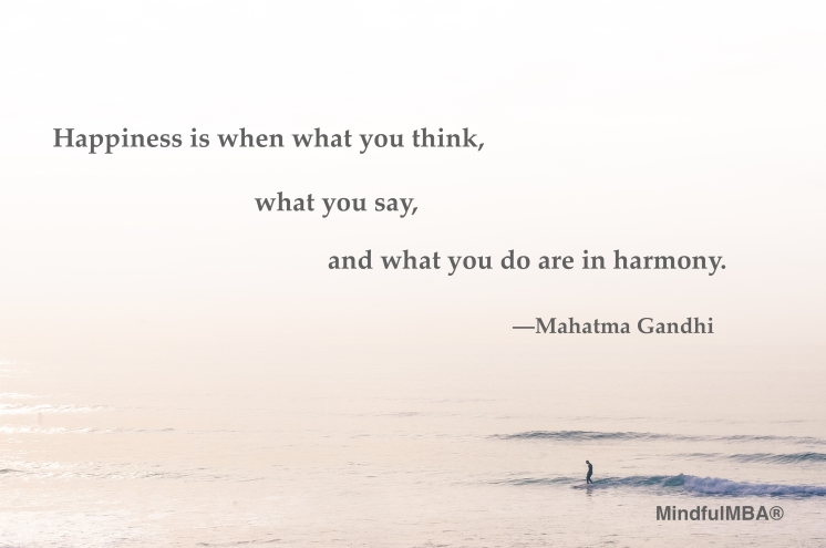 Gandhi_Happiness Harmony quote w tag