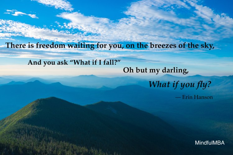 Erin Hanson Freedom quote w tag