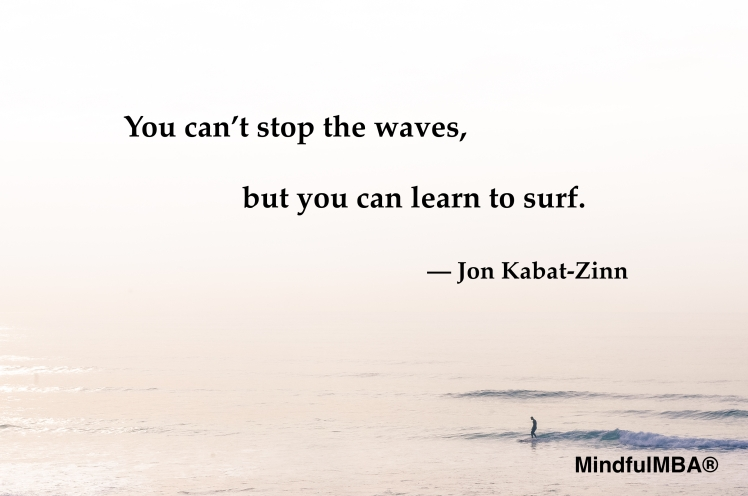 JKZ Waves Surf quote w tag