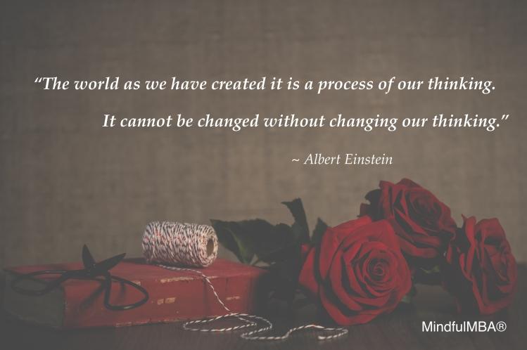 Einstein_Change our thinking quote w tag