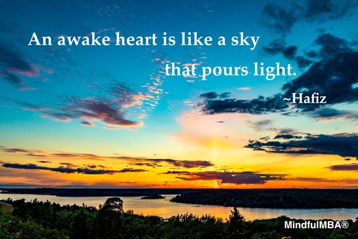 Hafiz_Awake heart quote w tag