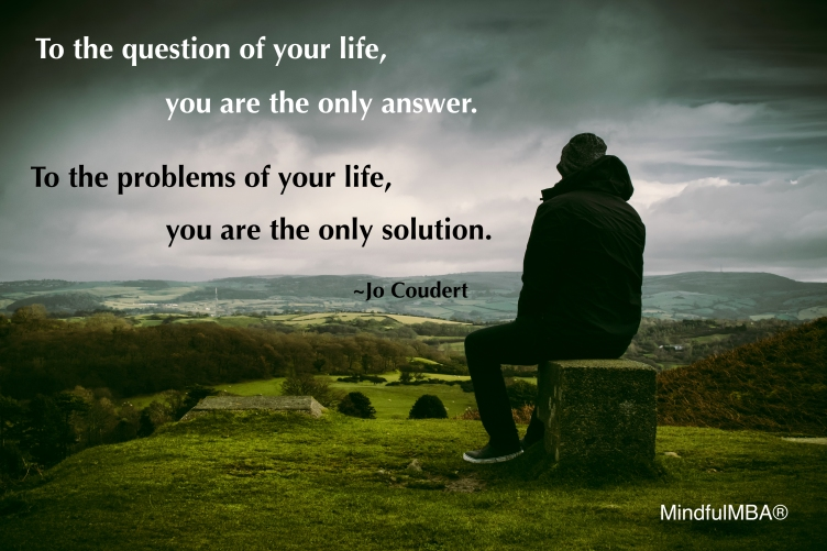 J Coudert_You are the solution quote w tag