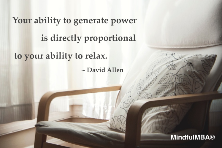 D Allen_Power & Relax quote w tag