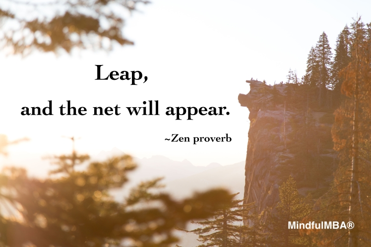 Leap Net will Appear-Zen w tag