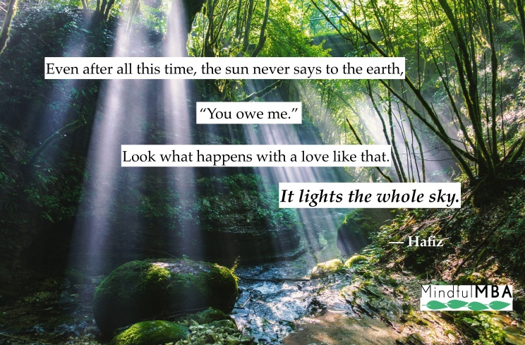 Hafiz_Sun Earth Love quote w logo